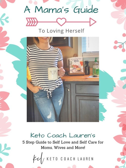 A Mama's Guide To Loving Herself: My 5 Step Guide to Self Love & Self Care