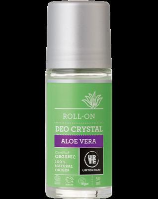 Urtekram Crystal Roll-on Deodorant - Aloe Vera