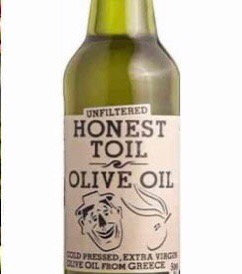 Honest Toil Olive Oil 100g
