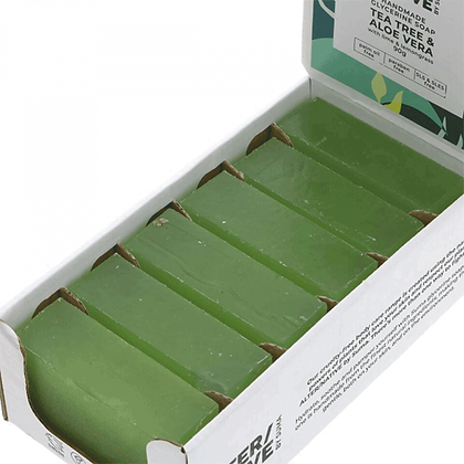 Tea Tree and Aloe Vera Soap 90g