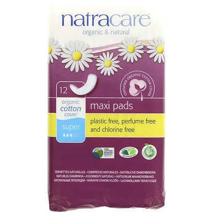 Natracare Press on Towels - Super
