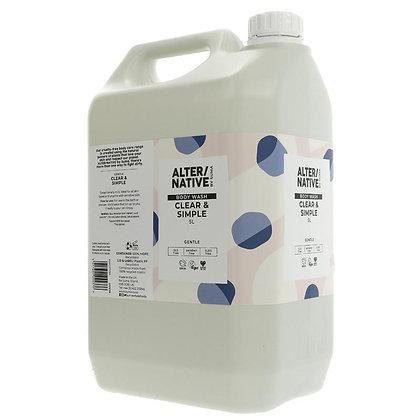 Fragrance Free Body Wash 100g