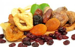 Dried Fruit and Snacks