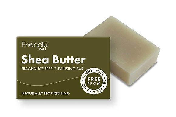 Friendly Soap - Shea Butter Facial Cleansing Bar