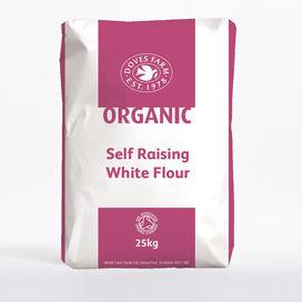 Self Raising White Flour 100g