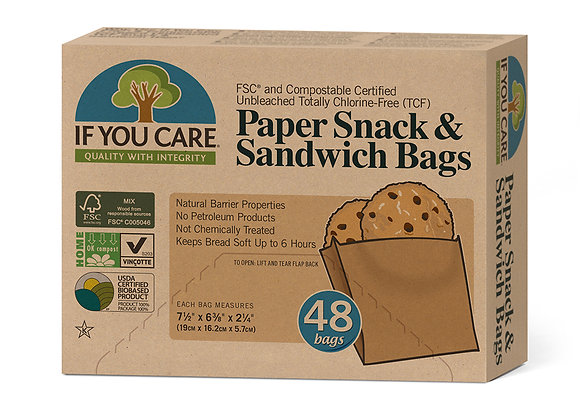 If you Care - Sandwich Bags