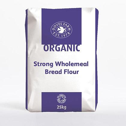 Strong Wholemeal Bread Flour 100g