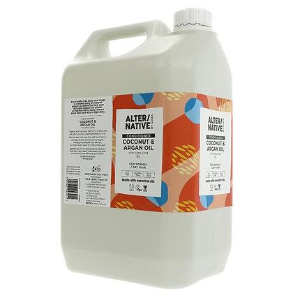 Coconut + Argan oil Conditioner 100g