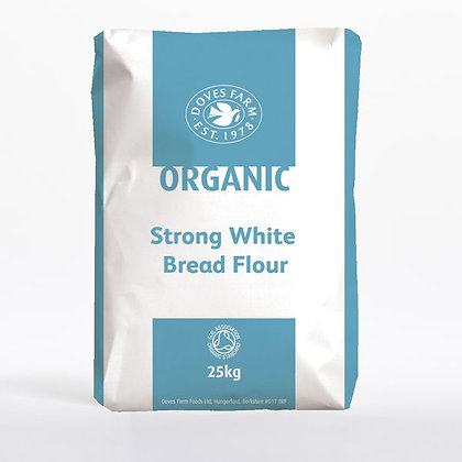 Strong White Bread Flour 100g
