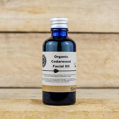 Beard oil - Cedarwood