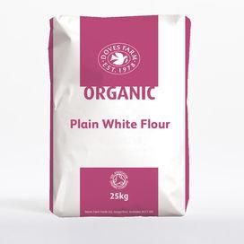 Plain White Flour 100g
