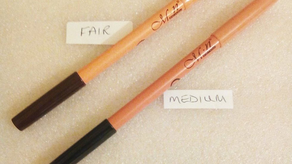 Concealer and Eyeliner Double Ended Pencil