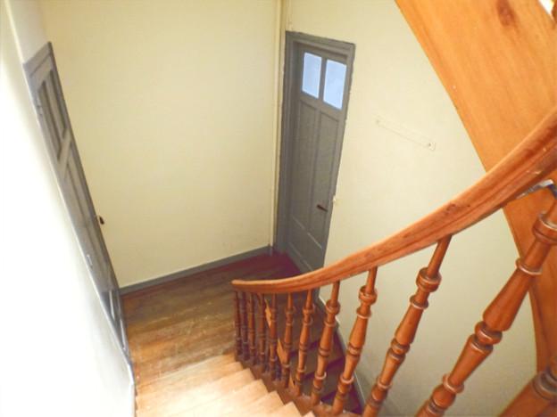 Escalier partie commune