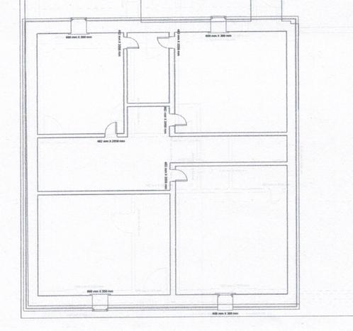 1er étage partie maison