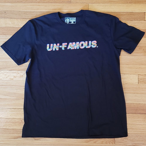 Un-FaMoUs Kamikaze black tee