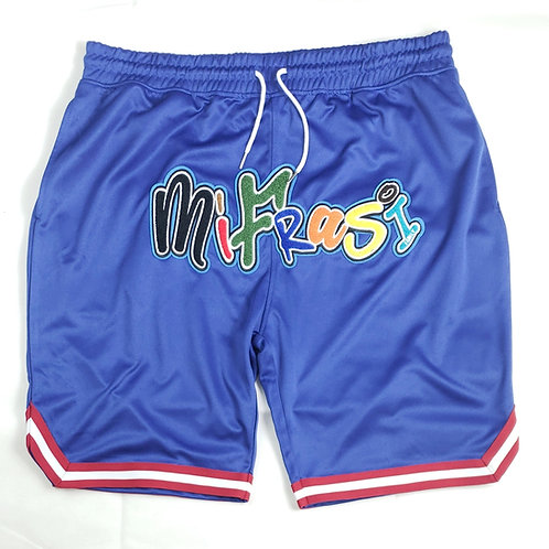 Royal MIFRASI premium basketball shorts