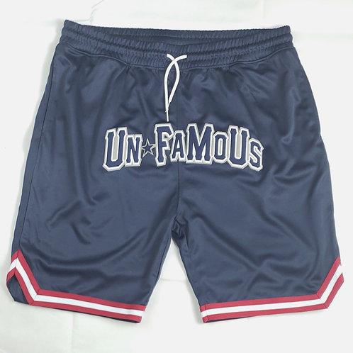 Un-FaMoUs premium basketball  shorts