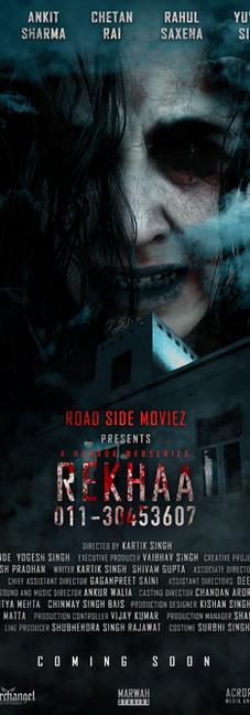 Rekhaa Webseries Poster