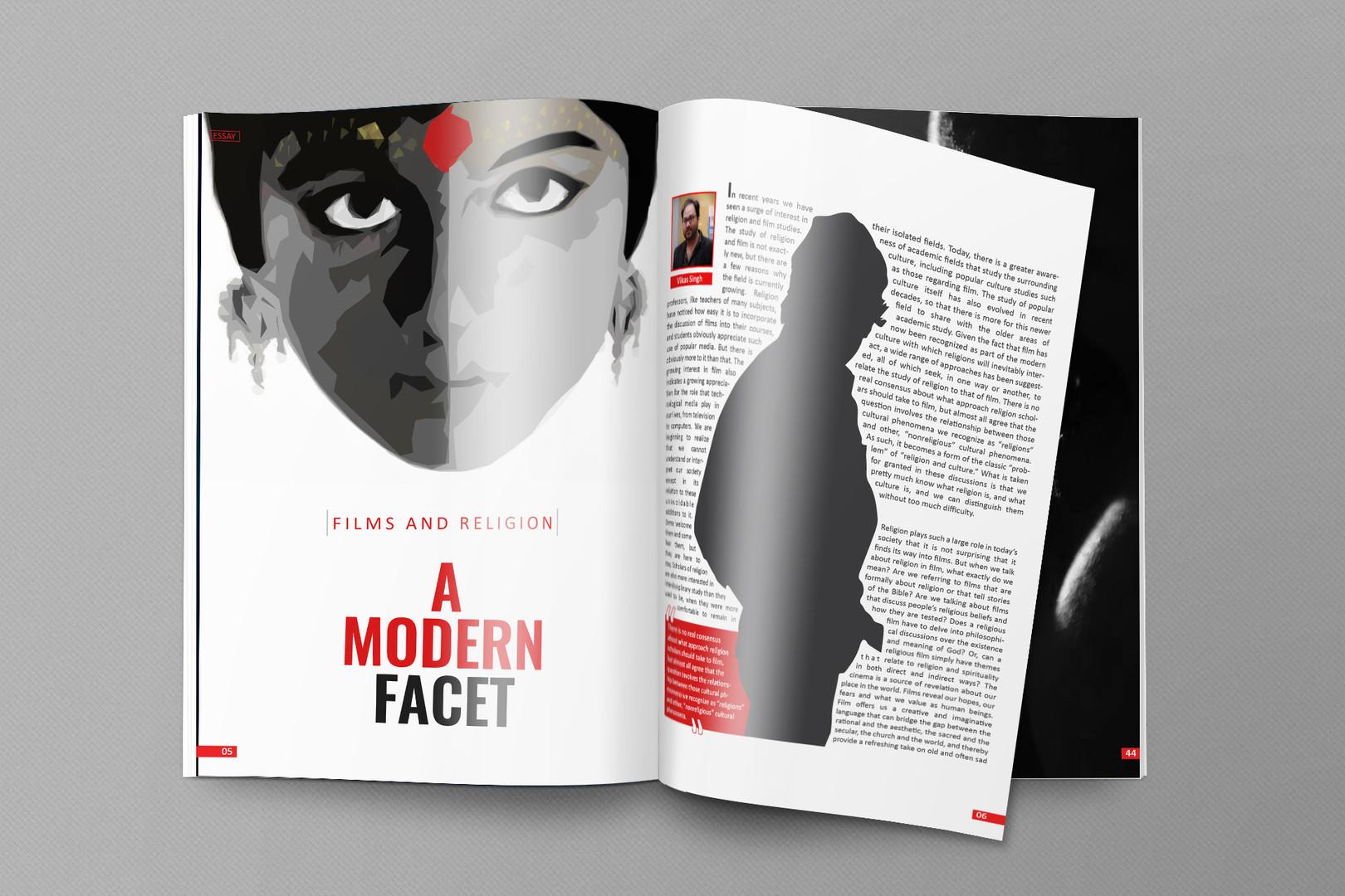 A Modern Facet (Flow Film Magazine)