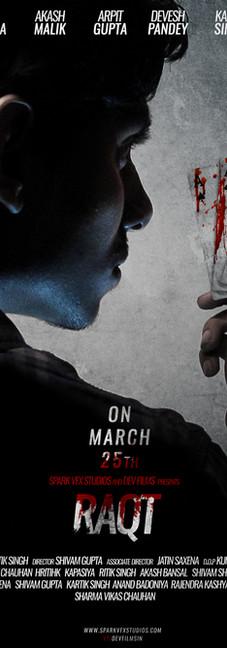 Raqt Film Poster