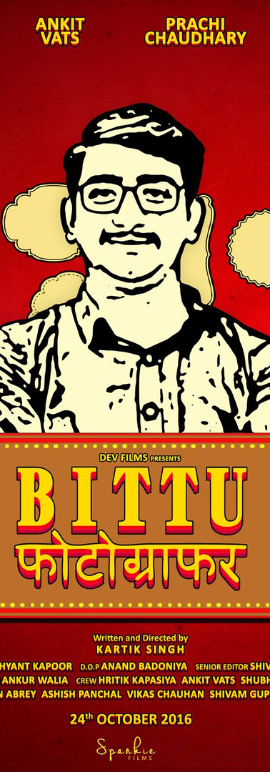 Bittu Photographer Film Poster
