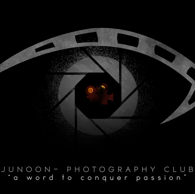 Junoon Photography Club Logo