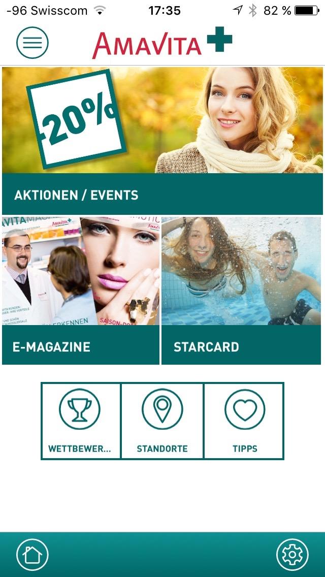 Amavita iPhone App