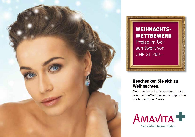 Amavita Weihnachswettbewerb 2014