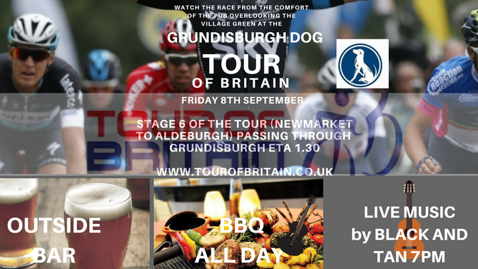 Watch the TOUR OF BRITAIN