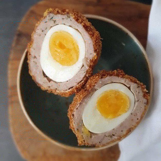 Sctoch eggs