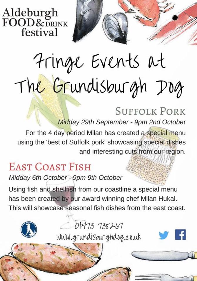 Aldeburgh Food Festival Fringe Events