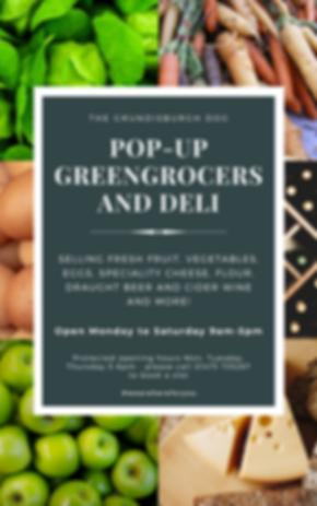 Green Vegetable Recipe Collage eBook Cov