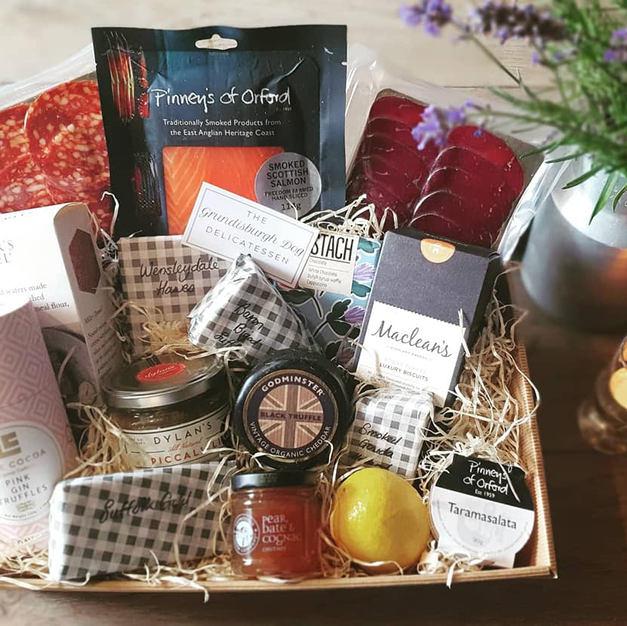Bespoke luxury gift hamper