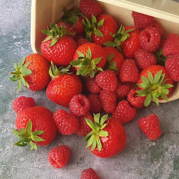 Newbourne Fresh berries