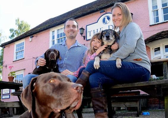 Suffolk dog friendly pub