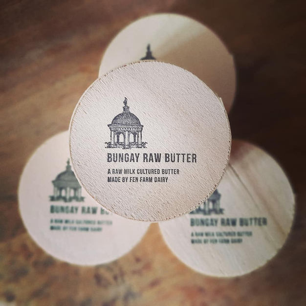 Bungay Raw Butter