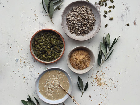 Seed Cycling for Balancing               your Hormones