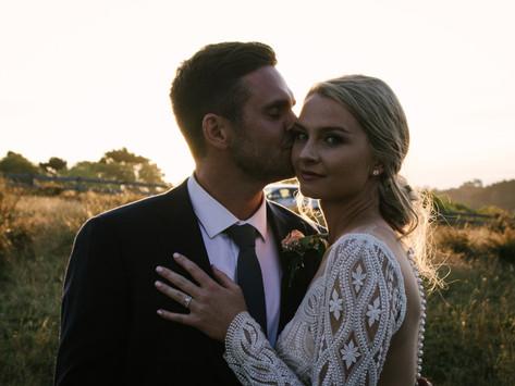 Mitch & Anna