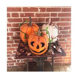 Pumpkin wedding 1