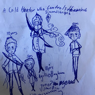 Amelie Character Design wk1