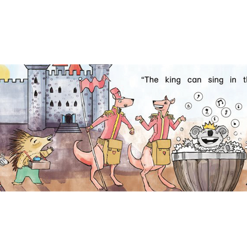 The King that Sings Pg4_Webfolio_2019.pn