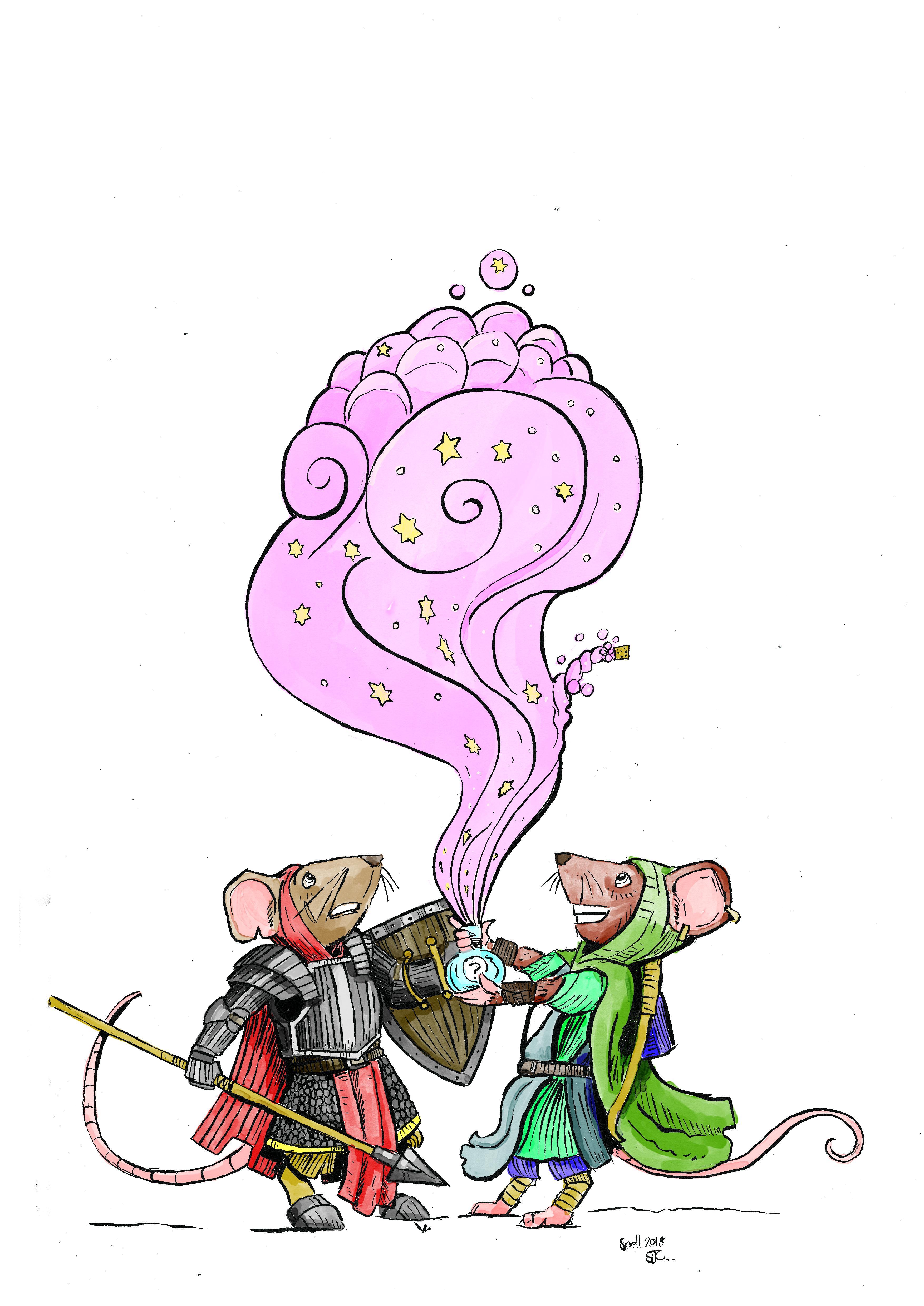 Magic Mice 2018
