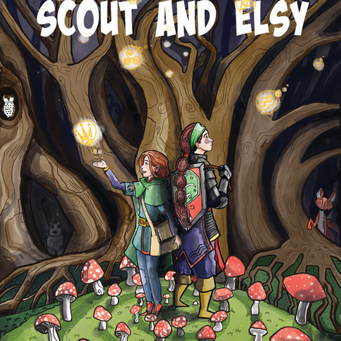 Scout and Elsy Front Cover_webfolio_2019