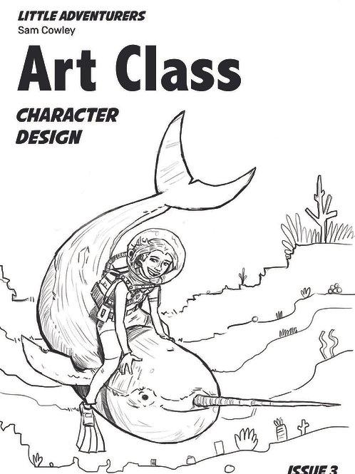 Little Adventurers Art Class Issue 3