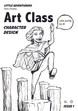 Art class cover week 1 copy