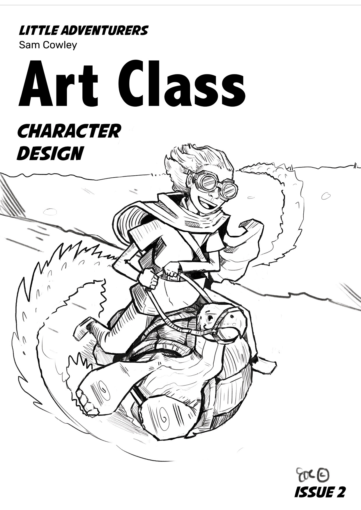Little Adventurers Artclass_issue2_2020.