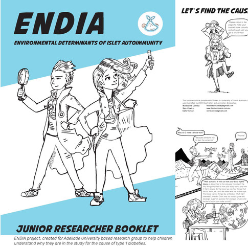 ENDIA booklet