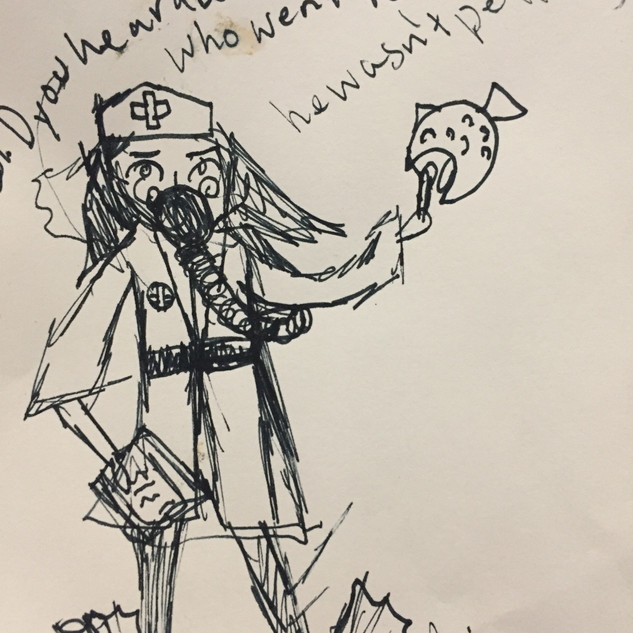 Amelie Character Design