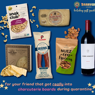 Gift Guide #4: FOR YOUR CHARCUTERIE OBSESSED FRIEND