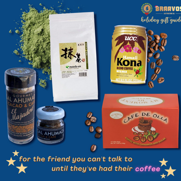 Gift Guide #3: FOR YOUR COFFEE LOVING FRIEND